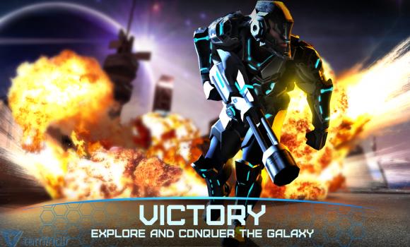 Rivals at War: 2084 Ekran Görüntüleri - 1