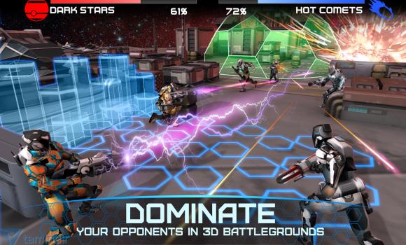 Rivals at War: 2084 Ekran Görüntüleri - 4
