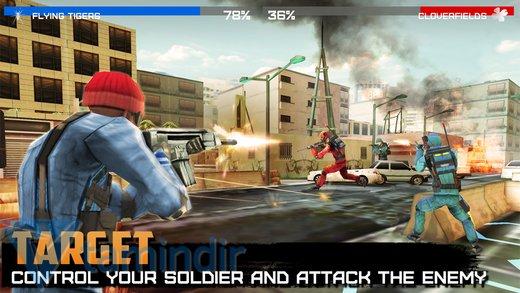 Rivals at War: Firefight Ekran Görüntüleri - 4