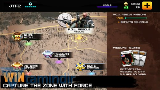 Rivals at War: Firefight Ekran Görüntüleri - 2