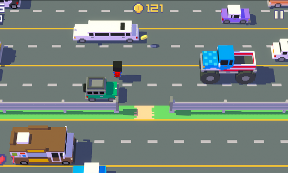 Road Run 2 Ekran Görüntüleri - 5