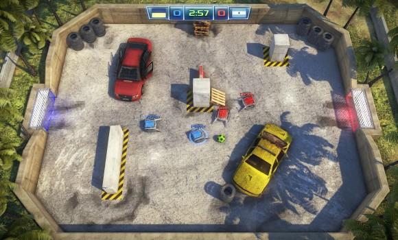 Robot Soccer Challenge Ekran Görüntüleri - 5