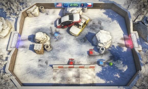 Robot Soccer Challenge Ekran Görüntüleri - 4