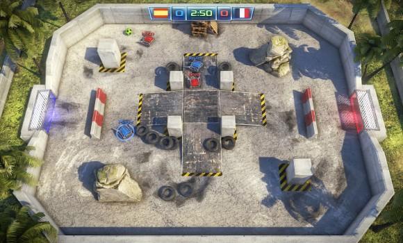 Robot Soccer Challenge Ekran Görüntüleri - 2