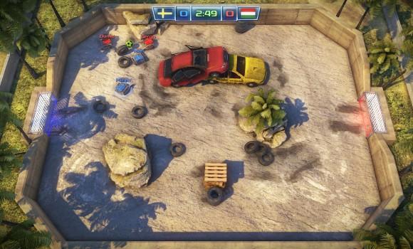 Robot Soccer Challenge Ekran Görüntüleri - 1