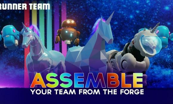Robot Unicorn Attack 3 Ekran Görüntüleri - 5