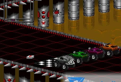 Rock 'N Roll Racing Ekran Görüntüleri - 4