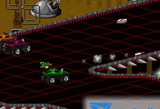 Rock 'N Roll Racing Ekran Görüntüleri - 3