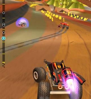 Rocket Cars Ekran Görüntüleri - 4