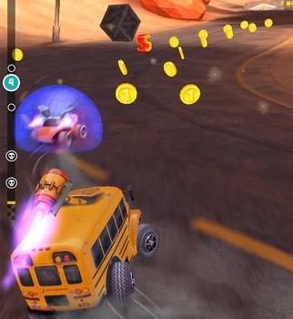 Rocket Cars Ekran Görüntüleri - 3