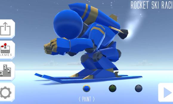 Rocket Ski Racing Ekran Görüntüleri - 5