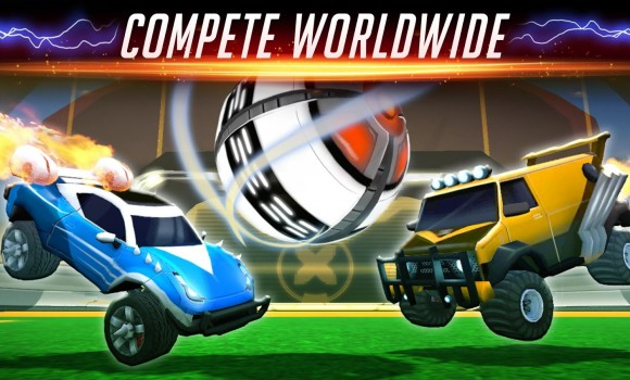 Rocketball: Championship Cup Ekran Görüntüleri - 2