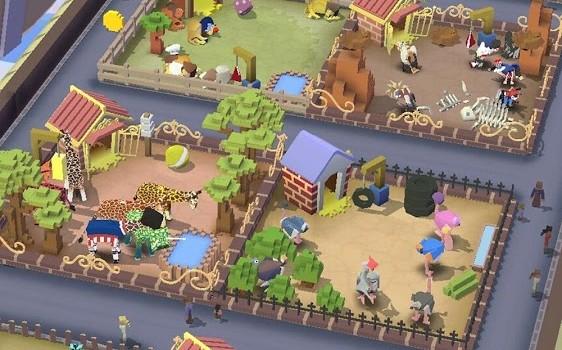 Rodeo Stampede: Sky Zoo Safari Ekran Görüntüleri - 1