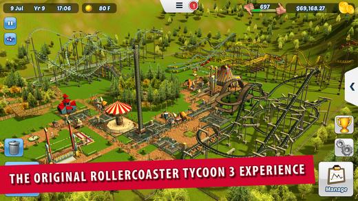 RollerCoaster Tycoon 3 Ekran Görüntüleri - 5