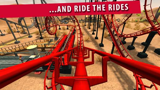 RollerCoaster Tycoon 3 Ekran Görüntüleri - 1