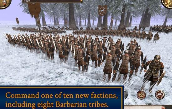 ROME: Total War - Barbarian Invasion Ekran Görüntüleri - 4