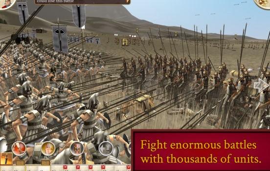 ROME: Total War Ekran Görüntüleri - 2