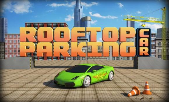 Rooftop Car Parking Ekran Görüntüleri - 6