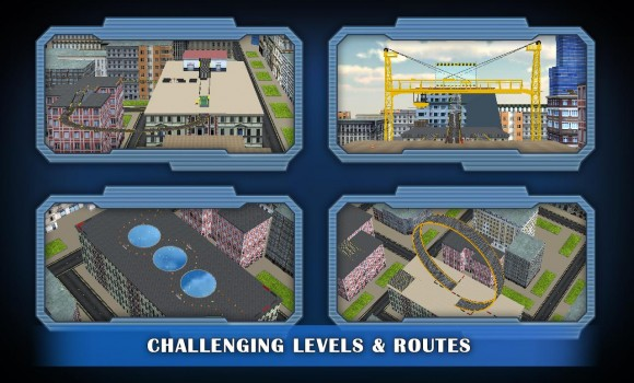 Rooftop Car Parking Ekran Görüntüleri - 3
