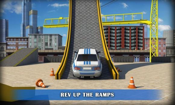Rooftop Car Parking Ekran Görüntüleri - 5