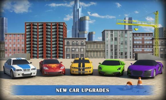 Rooftop Car Parking Ekran Görüntüleri - 4