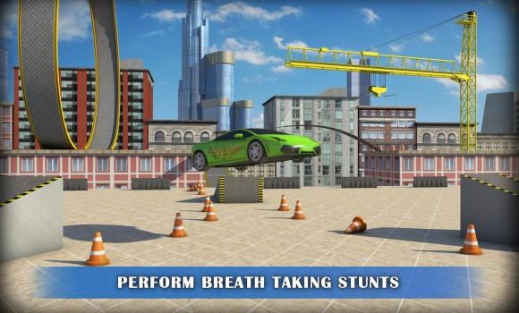 Rooftop Car Parking Ekran Görüntüleri - 1