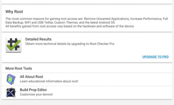 Root Checker Ekran Görüntüleri - 5