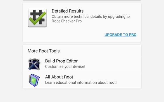 Root Checker Ekran Görüntüleri - 4