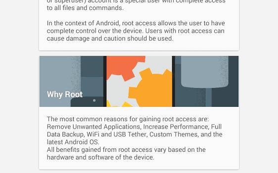 Root Checker Ekran Görüntüleri - 3
