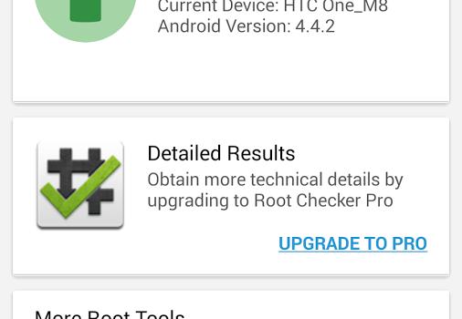 Root Checker Ekran Görüntüleri - 1