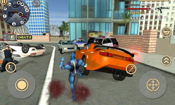 Rope Hero: Vice Town Ekran Görüntüleri - 6