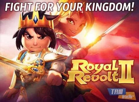 Royal Revolt 2 Ekran Görüntüleri - 5