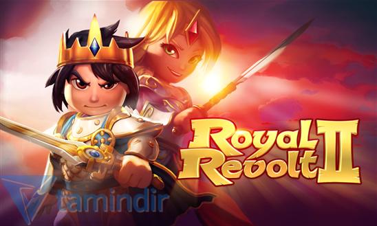 Royal Revolt 2 Ekran Görüntüleri - 6