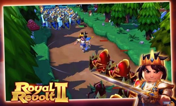 Royal Revolt 2 Ekran Görüntüleri - 4