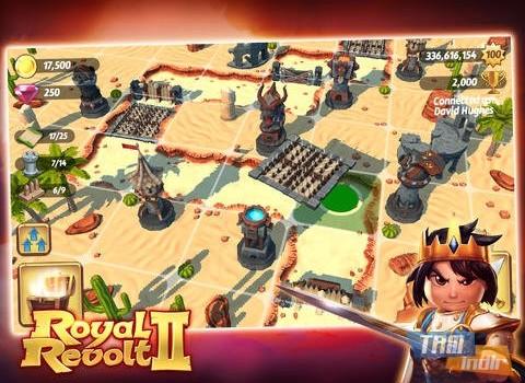 Royal Revolt 2 Ekran Görüntüleri - 2