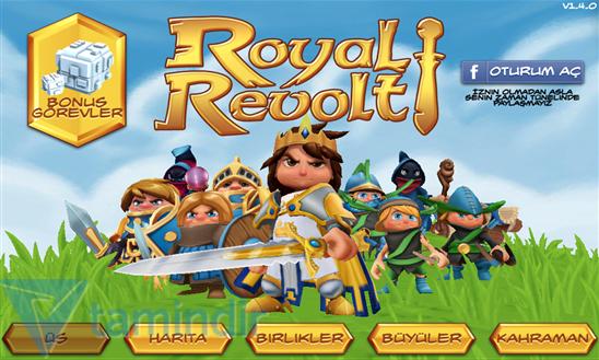 Royal Revolt! Ekran Görüntüleri - 7