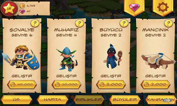 Royal Revolt! Ekran Görüntüleri - 4