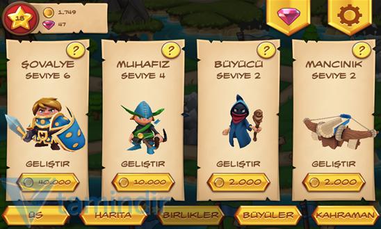 Royal Revolt! Ekran Görüntüleri - 1