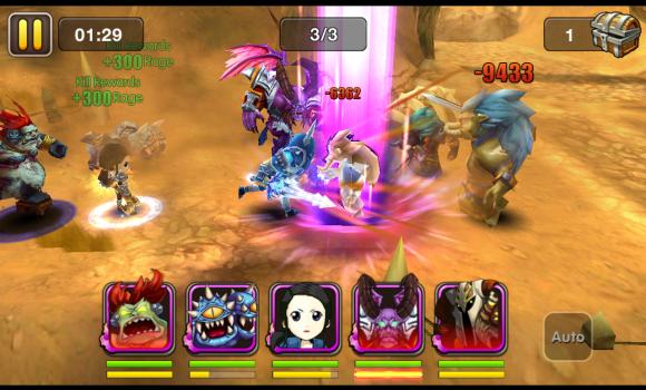 Rush of Heroes Ekran Görüntüleri - 1