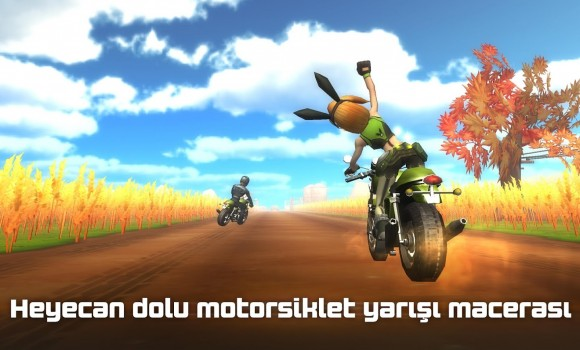 Rush Star - Bike Adventure Ekran Görüntüleri - 5