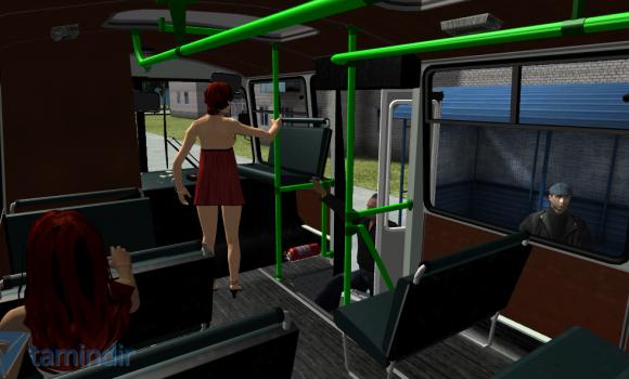 Russian Bus Simulator 3D Ekran Görüntüleri - 2