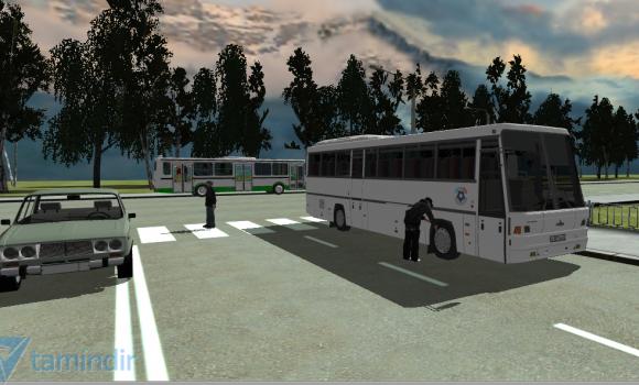 Russian Bus Simulator 3D Ekran Görüntüleri - 1