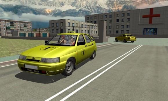 Russian Taxi Simulator 3D Ekran Görüntüleri - 3