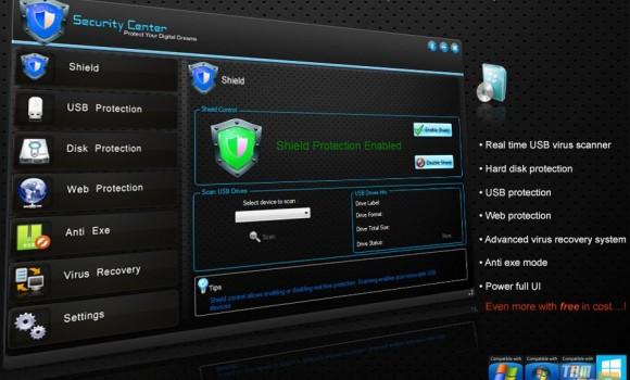 Sabarisoft Security Center Ekran Görüntüleri - 8
