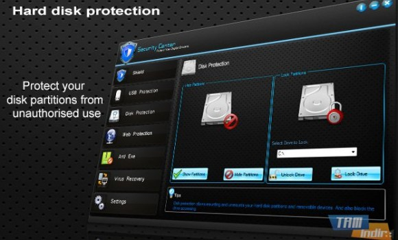 Sabarisoft Security Center Ekran Görüntüleri - 6