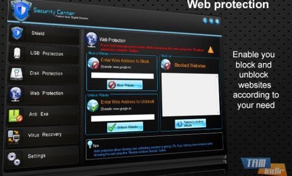 Sabarisoft Security Center Ekran Görüntüleri - 5