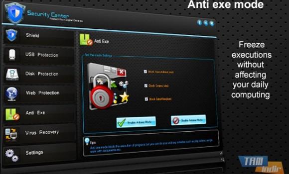 Sabarisoft Security Center Ekran Görüntüleri - 4