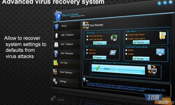 Sabarisoft Security Center Ekran Görüntüleri - 3