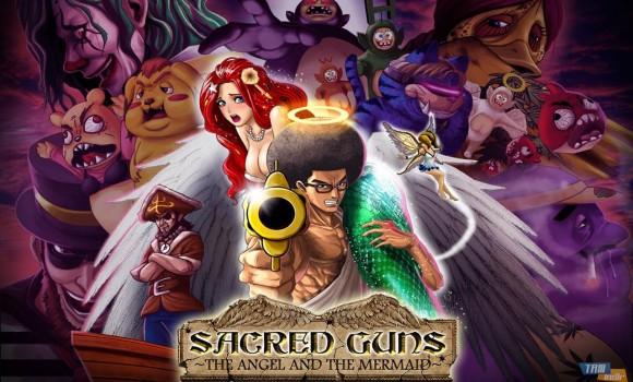 Sacred Guns Ekran Görüntüleri - 8