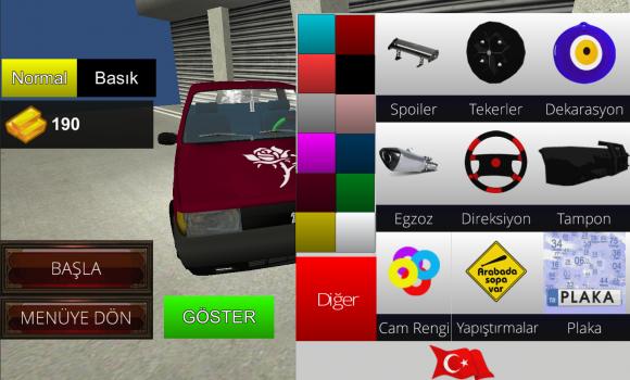 Şahin 3D Ekran Görüntüleri - 5